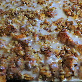 Cinnamon Frosted Coffee Cake by Kay Novy
