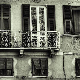 Cinque Terre's Windows by Kathi Isserman