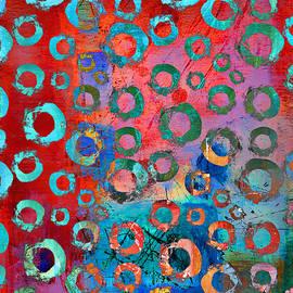 Circle Dance Color by Nancy Merkle