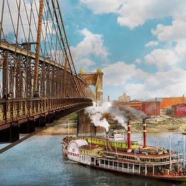 City - Cincinnati, OH - The City of Cincinnati 1906 by Mike Savad