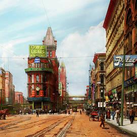 City - Kansas City MO - Meet me at the Junction 1906 by Mike Savad