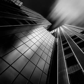 City Lines by Dave Bowman