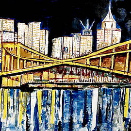 City Of Bridges by Anand Swaroop Manchiraju