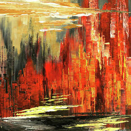 City of Surreality by Tatiana Iliina