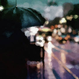City Rain by Susan Maxwell Schmidt