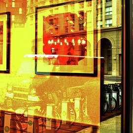 City Reflections by Robert Ratcliffe