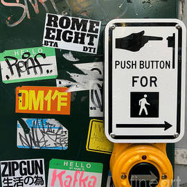City Signs by Miriam Danar