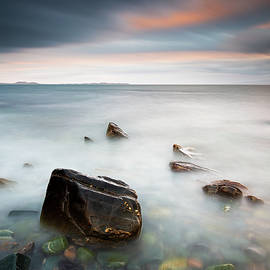 Clachan Coast by Grant Glendinning