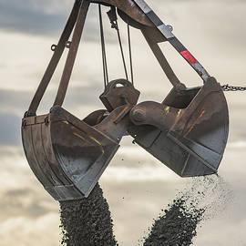 Clamshell Bucket by Bob VonDrachek