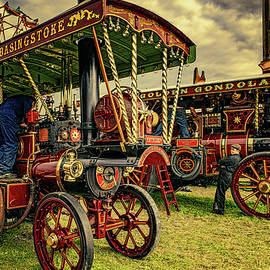 Classic Steam Power by Chris Lord
