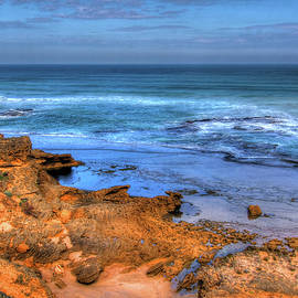 Clear Day at Sorrento by Bette Devine