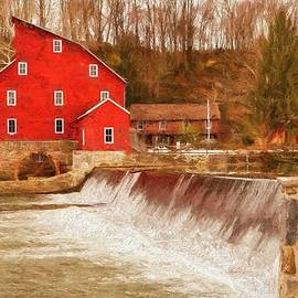 Clinton Mill by Linda Bielko
