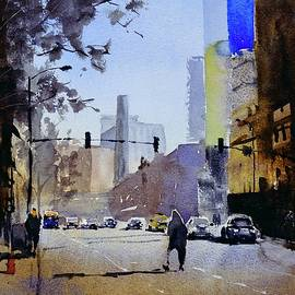 Clinton Street by Max Good