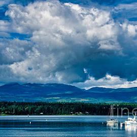 Clouds by Chuck Burdick