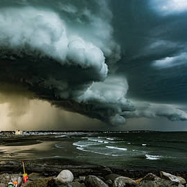 Clouds of Dread by TJ Doyle