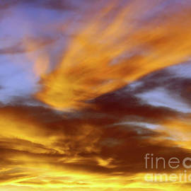 Clouds Of Fire by Douglas Taylor