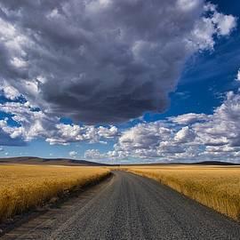 Cloudscape on the Horse Heaven by Lynn Hopwood