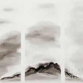Cloudy Mountain by Fei A