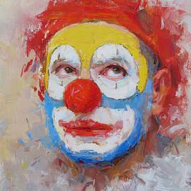 Clown by David Beglaryan