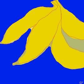 Clutch of Bananas by Samuel Zylstra