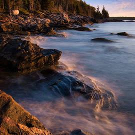 Coastal Sunrise by Jane Selverstone