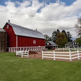 Cobbtown Barn by Neal Nealis