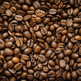 Coffee Beans by Martin Vorel Minimalist Photography