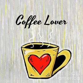 Coffee Lover by Tina LeCour