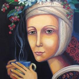 Coffee Maiden by Nancy Avalon