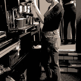 Coffee2 by Clive Beake