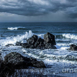 Cold Front by Mitch Shindelbower