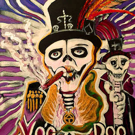 Color Mardi Gras Voodoo 2020 by Amzie Adams