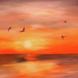 Color Me Orange by Nancy Rabe