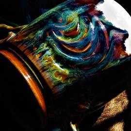 Color Meltdown by Frederick Hahn