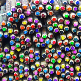 Color Pencils Hand Made in Argentina