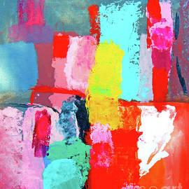 Nouveau Color Play by Genevieve Esson