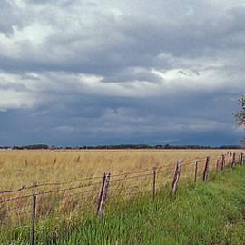 Colorado Farm Land by S Katz