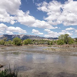 Colorado River At Rifle Colorado 1 by John Trommer