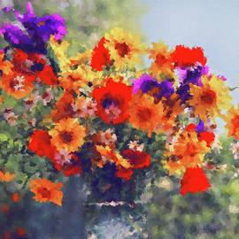 Colorful Bouquet by Alex Mir