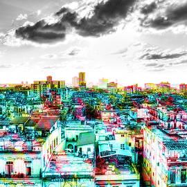 Colorful Havana, Cuba by Paul Thompson