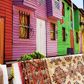Colorful Istambul by Lewardeen