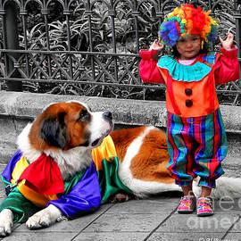 Colorful Mischief by Al Bourassa