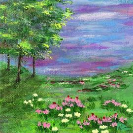 Colorful Places b by Annette Laurel Batchelor