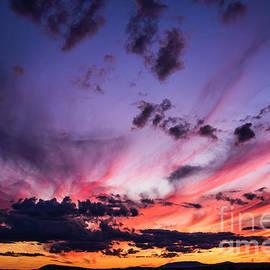 Colorful Sky by Alana Ranney