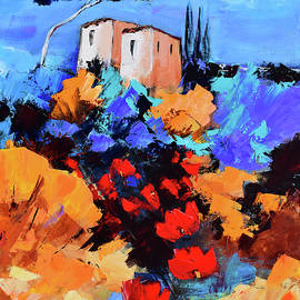 Colorful Tuscany by Elise Palmigiani