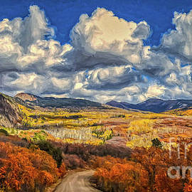 Colors of Colorado by Janice Pariza