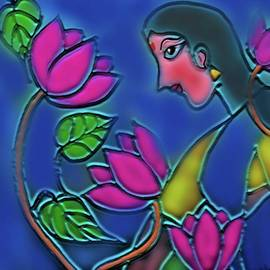 Colors Of Holi by Latha Gokuldas Panicker