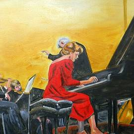 Concert Pianist by Eugene and Kathleen Smith