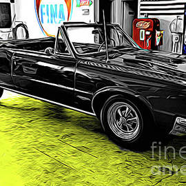 Convertible Classic by Diana Mary Sharpton