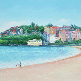 Coogee Beach Sydney by Jan Matson